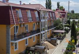 «Скиф 46» отель