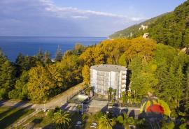 «Sunrise Garden» отель